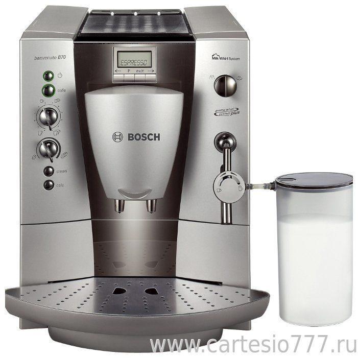Кофеварка эспрессо Bosch TCA 6801