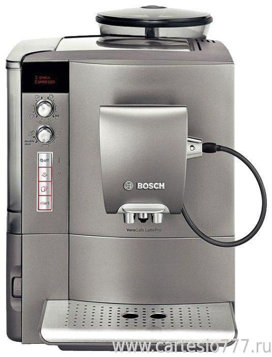 Кофеварка эспрессо Bosch TES 50621 RW