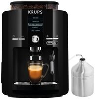 Кофемашина Krups LattEspress Quattro Force EA 82F0